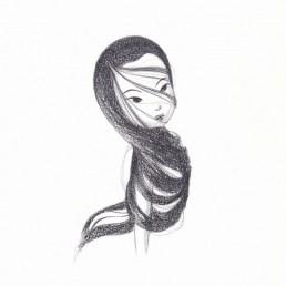 Samurai Girl by Rayna Lo
