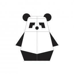 Pandabot by Rayna Lo