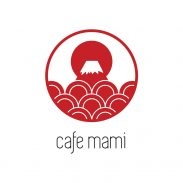 <strong>Cafe Mami Japanese Restaurant Logo</strong><br><br>Custom logo incorporating Japanese elements for Cafe Mami — a Japanese comfort food restaurant located in Cambridge, Massachusetts. The iconic Mount Fuji peaking over the clouds represents Cafe Mami's goal of reaching the highest quality their with food and service. The everlasting sun shows Cafe Mami's passion and energy to achieve these goals on a daily basis.<br><br>2019