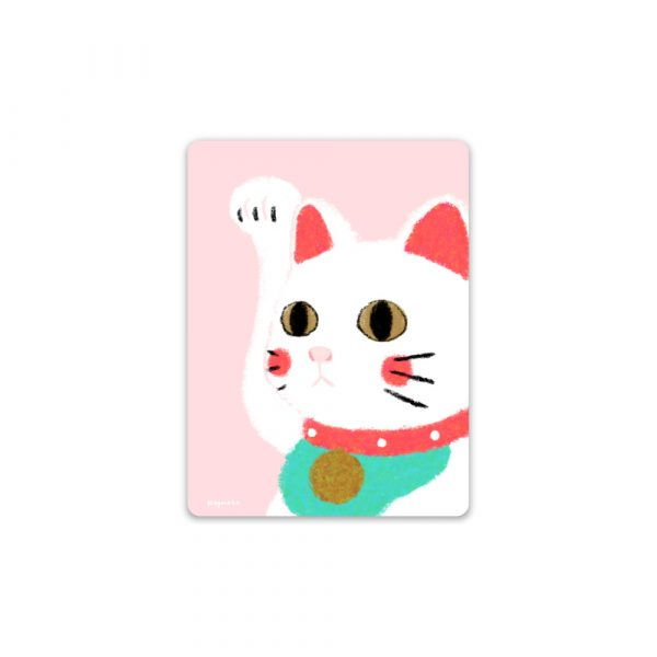 Maneki Neko sticker by Rayna Lo