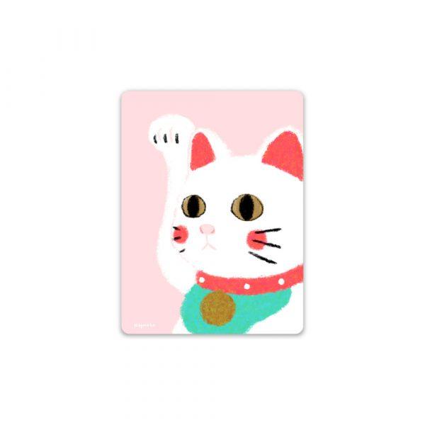 Maneki Neko sticker by Rayna Lo