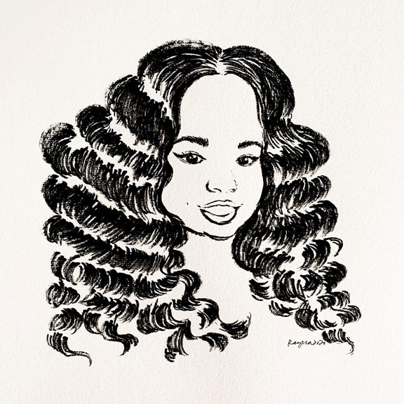 Breonna Taylor by Rayna Lo